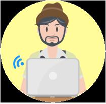 世界wifi 無制限